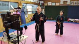 Mar. 6th, 2021 The 3rd Kobu-ryu Kobudo Zoom Seminar