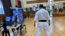 Jul. 25th, 2021 The 9th Shimbukan Zoom Seminar